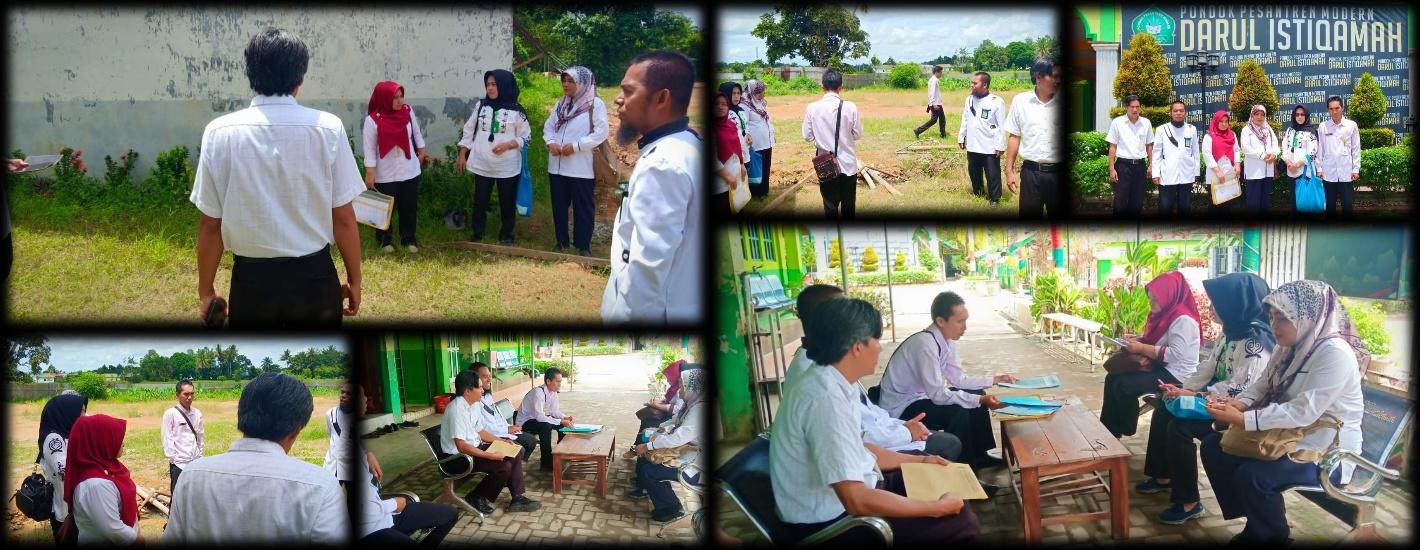 Kunjungan Dinas Pertanian Prov. Kalsel Ke Darul Istiqamah Barabai