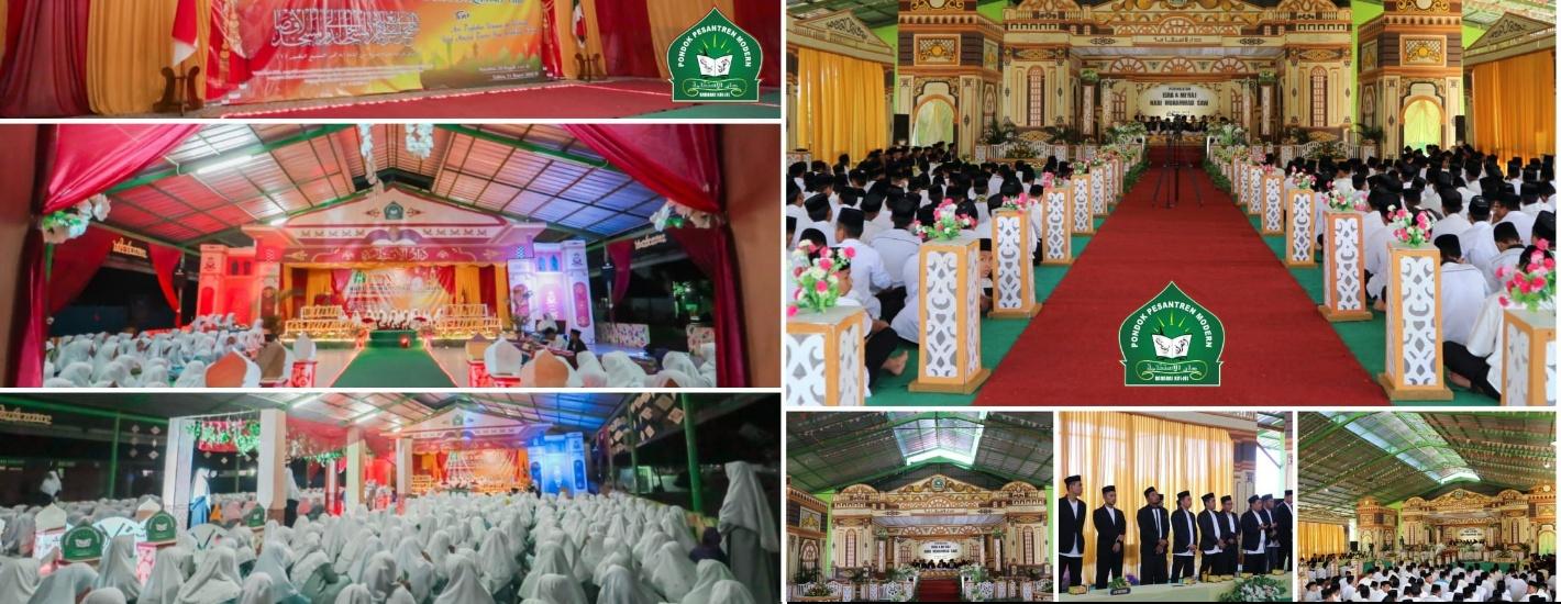 Peringatan Isra' dan Mi'raj Nabi Muhammad di Darul Istiqamah