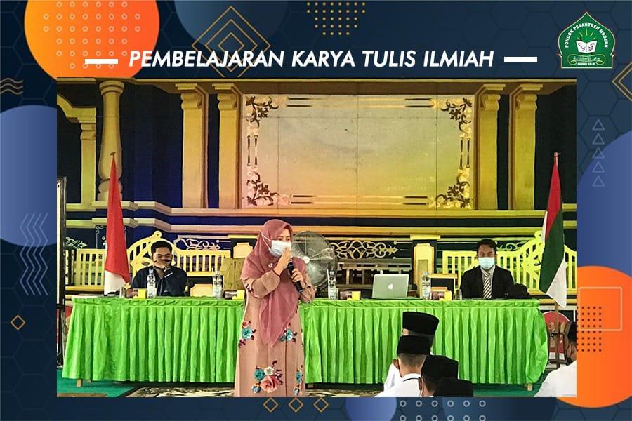 Pembelajaran Karya Tulis Ilmiah di Pondok Pesantren Modern Darul Istiqamah Putra