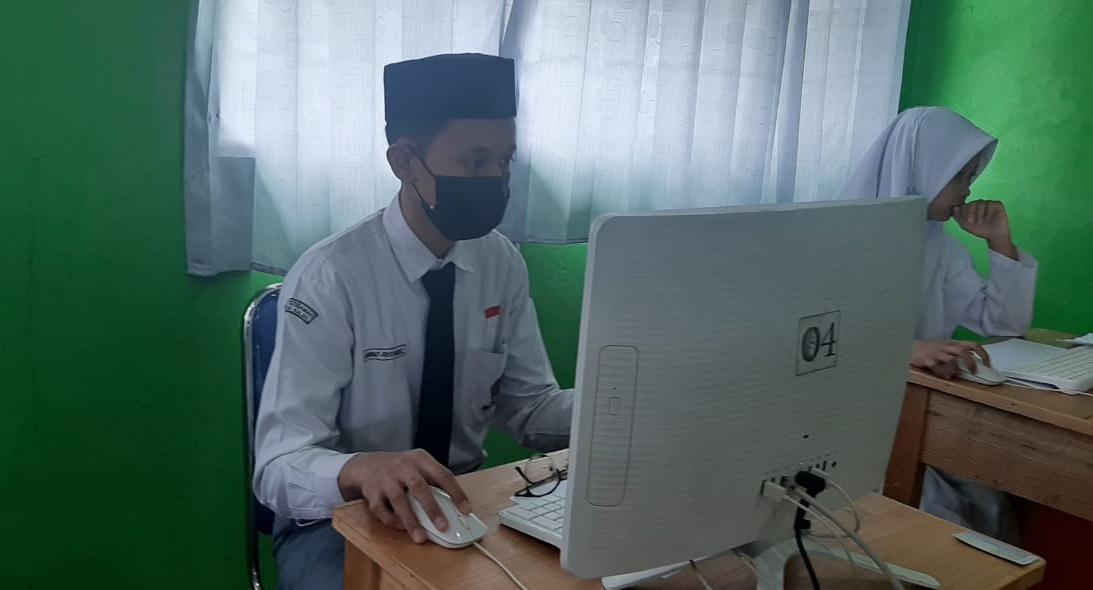KSMO 2021 - Ahmad Fikri Nabiel Athailah Wakili Mapel Matematika di Tingkat Provinsi